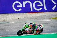 Verstappen-Crash - Formel 1 2021, Aserbaidschan GP, Baku, Bild: MotoGP.com