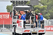 Atmosphäre & Podium - Formel 1 2021, Frankreich GP, Le Castellet, Bild: LAT Images