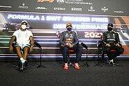Atmosphäre & Podium - Formel 1 2021, Steiermark GP, Spielberg, Bild: LAT Images