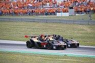 Atmosphäre & Podium - Formel 1 2021, Österreich GP, Spielberg, Bild: LAT Images