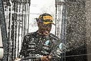 Atmosphäre & Podium - Formel 1 2021, Großbritannien GP, Silverstone, Bild: LAT Images