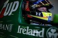 Mick Schumacher im Jordan 191 von Michael - Formel 1 2021, Verschiedenes, Bild: Haas