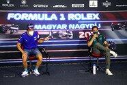 Donnerstag - Formel 1 2021, Ungarn GP, Budapest, Bild: LAT Images