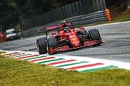 Samstag - Formel 1 2021, Italien GP, Monza, Bild: Ferrari