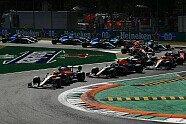 Rennen - Formel 1 2021, Italien GP, Monza, Bild: LAT Images