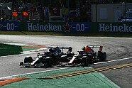 Crash Verstappen/Hamilton - Formel 1 2021, Italien GP, Monza, Bild: LAT Images