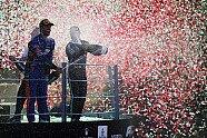 Atmosphäre & Podium - Formel 1 2021, Italien GP, Monza, Bild: LAT Images