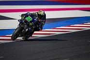 MotoGP-Testfahrten Misano: Die besten Bilder - MotoGP 2021, Testfahrten, Misano, Misano Adriatico, Bild: Yamaha