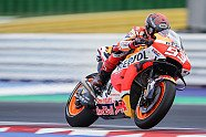 MotoGP-Testfahrten Misano: Die besten Bilder - MotoGP 2021, Testfahrten, Misano, Misano Adriatico, Bild: Repsol
