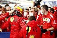 Atmosphäre & Podium - Formel 1 2021, Russland GP, Sochi, Bild: LAT Images