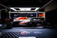 Red Bull fährt mit Honda-Farben - Formel 1 2021, Türkei GP, Istanbul, Bild: Red Bull