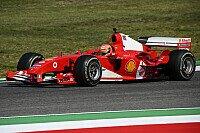 Formel 1 2020 Toskana Gp Mick Schumacher Im Ferrari F2004