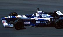Formel 1: Hot Lap! Damon Hill nach 25 Jahren zurück im FW18