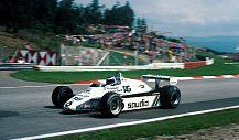 Goodwood: Onboard mit dem Williams FW08