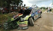 Crash-Spezial: Rallye Finnland