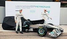 Formel 1, Video: Mercedes erklärt Schumis zweiten Silberpfeil