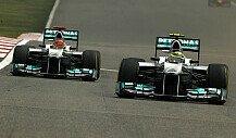 Formel 1, Mercedes W03: Schumachers letztes F1-Auto im Portrait
