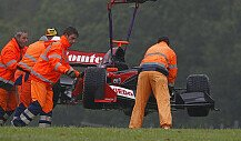 Stanaway-Unfall in Spa