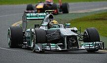 Formel 1 - Mercedes W04: Hamiltons erster Silberpfeil im Detail