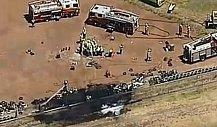 Edwards tot: Bilder der Unfallstelle