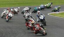 Das erste SBK-Rennen auf dem Lausitzring