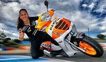 Maria Herrera spricht über ihre Zukunft in der Moto3