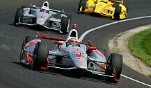 Indy 500: Highlights des Rennens