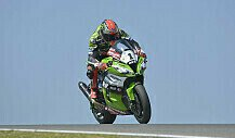 2015 Winter Tests - Kawasaki Racing Team