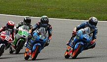 Brno 2014: Moto3-Pilot Alex Rins freut sich zu früh und verschenkt Sieg