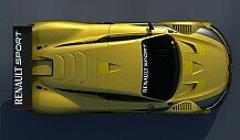 Der Renault R.S. 01 in der Animation