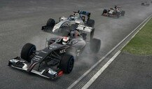 Launch-Trailer zu F1 2014