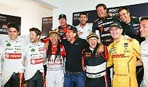 Race of Champions 2014: Schuhe in der Mikrowelle