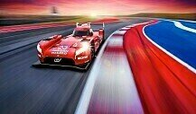 Onboard: Nissan GT-R LM Nismo