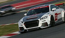 Audi Sport TT Cup: Die Autos in Action!
