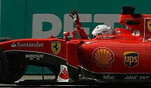 Vettel-Funk: Ferrari is back!