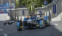 Die Highlights vom ePrix in London