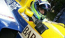Massa f�hrt einen Williams FW13B