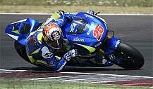 Suzuki: Highlights und Interviews zum Test in Misano