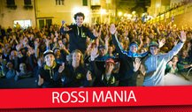 MSM TV: Rossi Mania in Tavullia