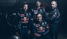 Dakar: Das Peugeot Dream Team