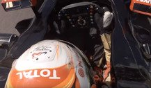 Onboard mit Grosjean in Brands Hatch