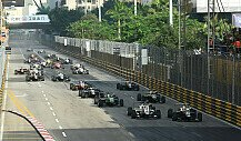 62. Macau Grand Prix der Formel 3: Die Highlights