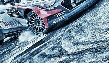 Best of Slow-Motion bei der Rallye Monte Carlo