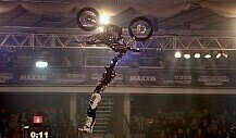 Die besten Tricks der Night of the Jumps in Linz