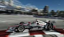IndyCar 2016: Die Highlights vom Qualifying in Long Beach