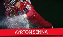 MSM TV: Tribut an F1-Legende Ayrton Senna