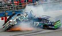 Talladega-Highlights alias die Crash-Compilation