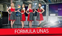 MSM TV: Formula Unas Grid Girl Teambuilding in Spielberg