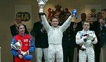 Monaco 2003: Formel-3000-Pilot verschenkt Sieg beim Jubeln