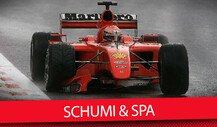 Best of Michael Schumacher in Spa